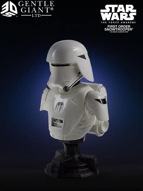 Gentle Wars Trooper Classic Bust welcome to razors edge collectibles
