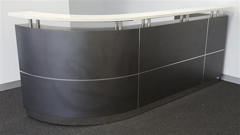 Executive Reception Desk Executive Reception Desk Counter Office Stock