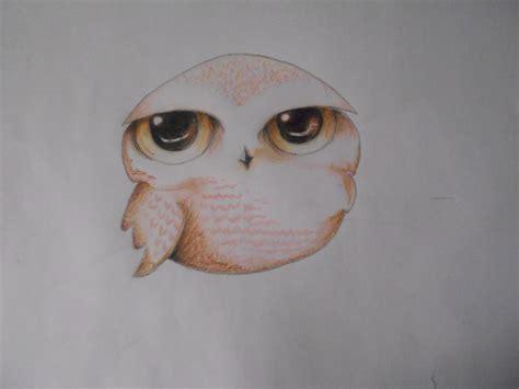 dibujos realistas buho dibujo de un b 250 ho tierno y algo m 225 s sebastian 98 arte