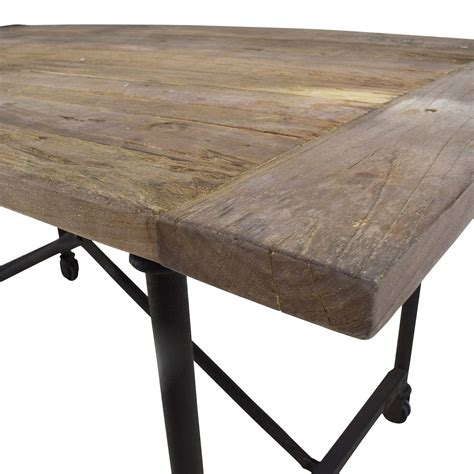 restoration hardware outdoor table used restoration hardware dining table 73 restoration