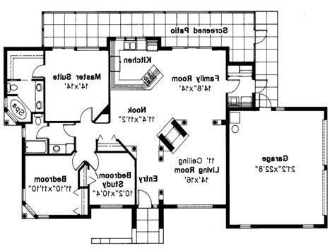 mediterranean floor plans mediterranean house plan carrizo 11 010 floor plan open