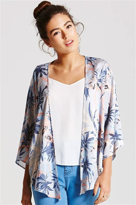 Kimino Puvie outlet on pastel floral kimono outlet on from uk
