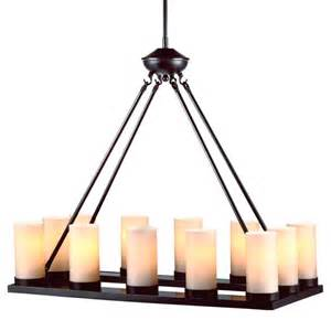 Rustic Rectangular Chandelier Rustic Chic Rectangular Tray Chandelier 12 Lights