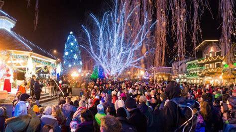 leavenworth lights 2017 christkindlmarkt 2018 leavenworth washington