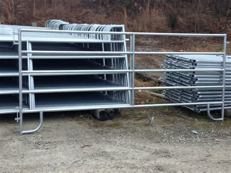Corral For Sale New 100 Pen Arena Corral Panels W Bow Gate Ebay
