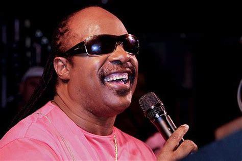 Blind Singer stevie a blind singer who has received numerous grammy awards