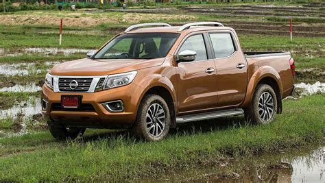 nissan ute details on new nissan navara ute car news carsguide