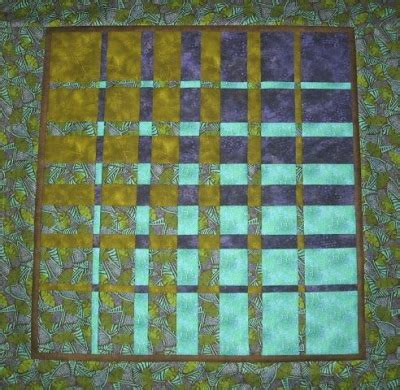 Convergence Quilt Pattern by Sew Lind Convergence Quilt