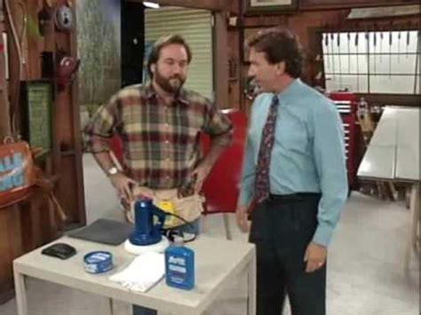 home improvement flannel joke book sketch