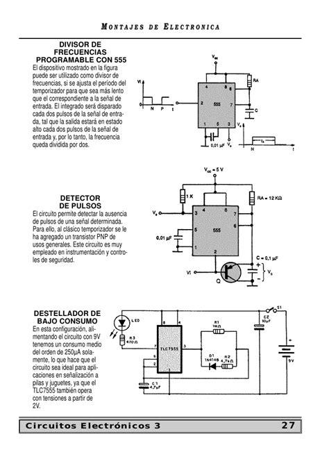 Resistor Table Montajes De Electronica Circuitos 3