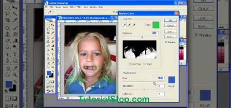 how to replace a color in photoshop how to replace colors in images using photoshop