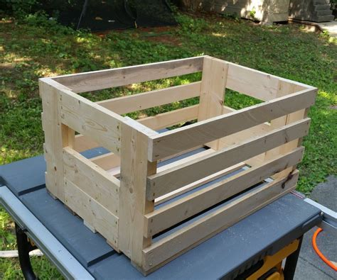 how to crate how to make an 11 crate with a 3 2x4 2