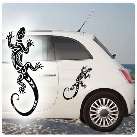 Auto Aufkleber Gecko by Tribal Gecko Gekko Echse Eidechse Hawaii Auto Aufkleber