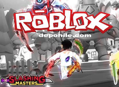 roblox slashing masters oyunu farm script hilesi indir