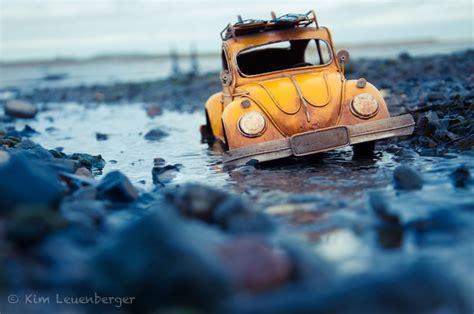 fotografia de paisajes  autos miniatura por kim leu