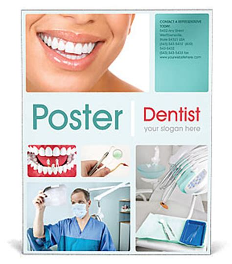 dental help poster template amp design id 0000000691