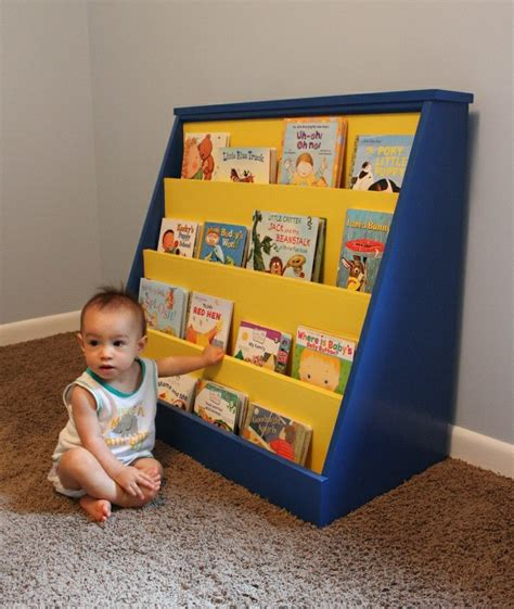 woodworking plans for child s bookcase