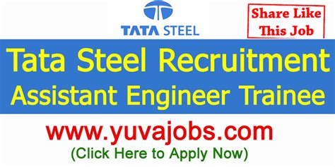 Vacancy In Tata For Mba by Tata Steel Recruitment In 2018 For Kalinganagar Plant