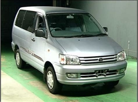Toyota Townace 4wd Toyota Townace Noah 4wd 1997 Used For Sale