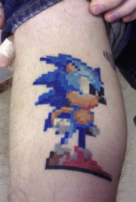 25 totally classic awesome amp geeky video game tattoos