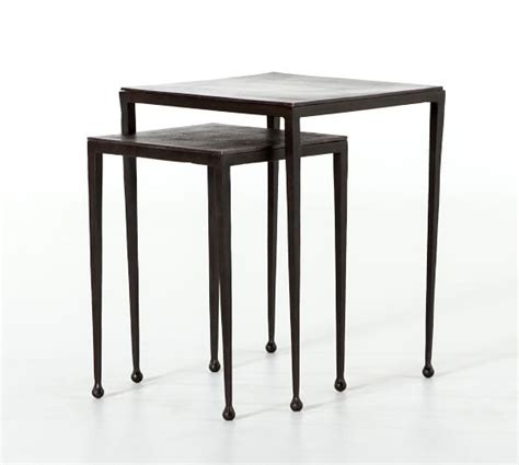 Nesting Tables Pottery Barn by Garnet Nesting Table Pottery Barn