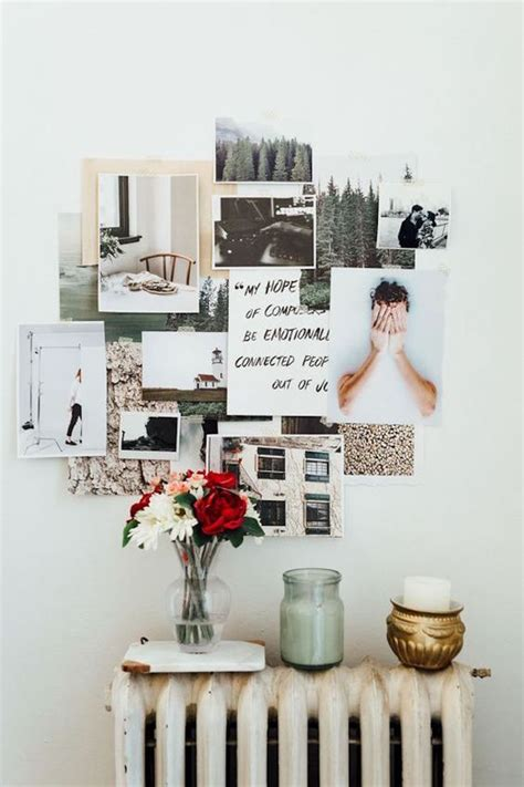 25 best ideas about photo decorations on diy