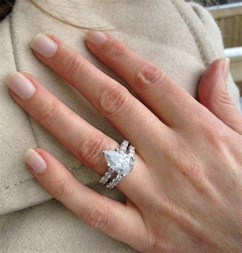 wedding and engagement rings which one goes which
