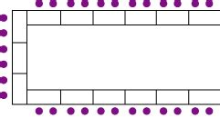 u shaped classroom seating chart template meeting room set ups and styles conference event