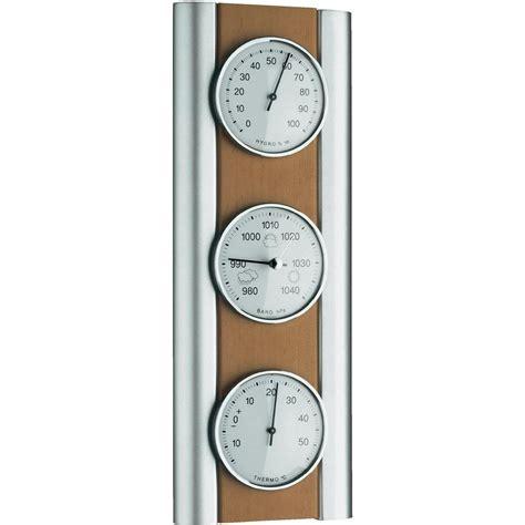 Termometer Dan Hygrometer Analog k 246 p v 228 derstation analog tfa bok silver hos conrad se v 228 derstation analog