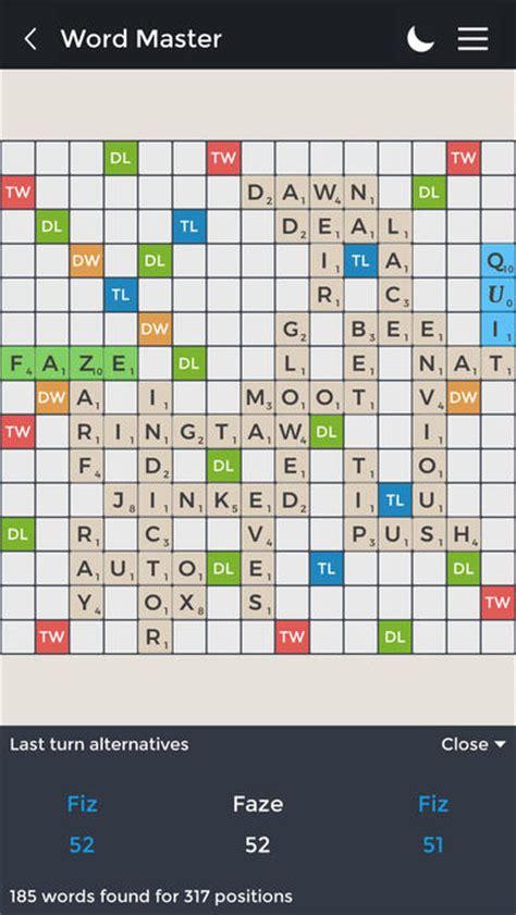oe definition scrabble word master pro practical scrabble like on the app