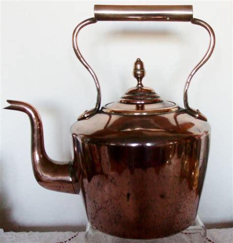 antique copper antique copper kettle 256503