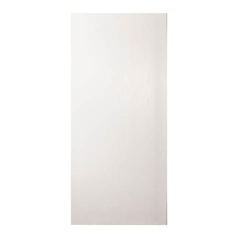 home depot interior slab doors 32 in x 80 in unfinished flush hardwood interior door