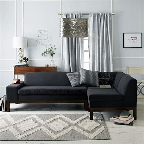 lorimer sectional build your own lorimer sectional pieces west elm