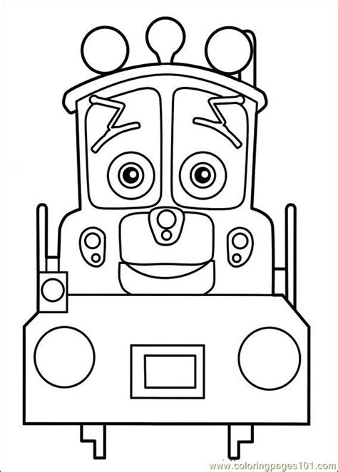 chuggington coloring pages games chuggington 04 coloring page free chuggington coloring