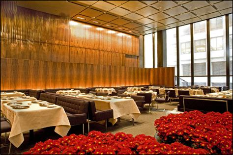 Four Seasons Grill Room by Rothko And The Four Seasons Those Sons Of Bitches