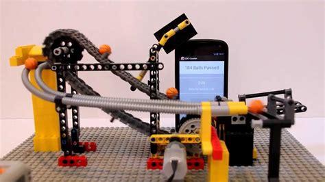 lego gbc tutorial lego gbc ball counter module v1 5 tutorial youtube
