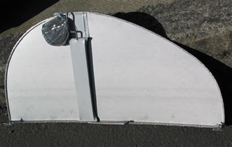 Chevy Parts » Fender Skirts 1936 48 (Teardrop Style)