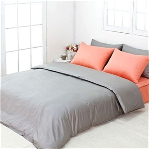 Solid Gray Comforter by Modern Solid Gray Bedding Set Bedroom
