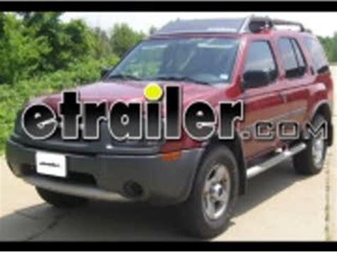nissan xterra trailer hitch 2001 nissan xterra trailer hitch curt