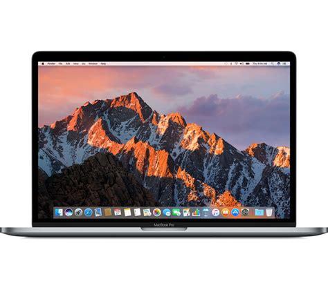 Retina Display apple macbook pro 15 quot with retina display touch bar space grey deals pc world
