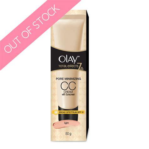 Olay Pore Minimizing olay total effects pore minimizing cc light
