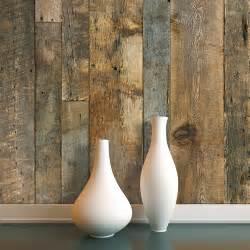 le bois de grange en vedette mur design