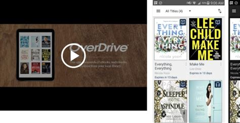 overdrive app android best android ebook reader apps