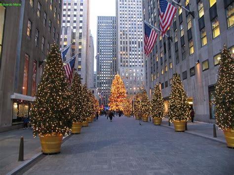 imagenes navidad new york navidad en nueva york