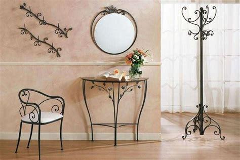 ingressi in ferro battuto mobili da ingresso foto 2 40 design mag
