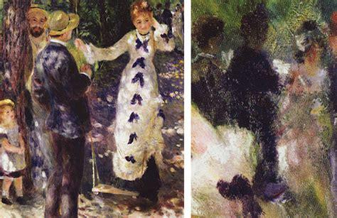 La Balancoire Renoir by Auguste Renoir Aparences Historia Arte Y