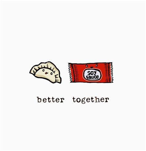 better together trippy burger