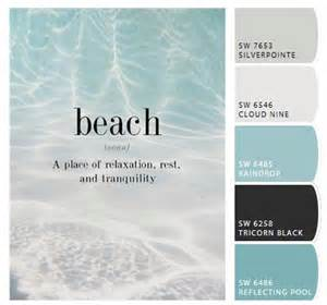 beachy paint colors paint colors sea