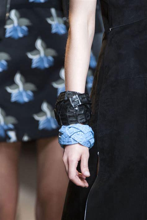 Gelang Fashion Wanita Impor Blue Square Bangle A 3005 athletic feats fendi s 2015 cuff echoes lotusland imports ukuti ukuti sculpural cuffs