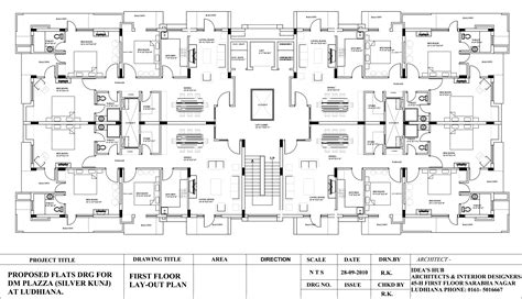 Floor Layout Planner Apartments In Ludhiana Silver Kunj Apartments Floor Plan